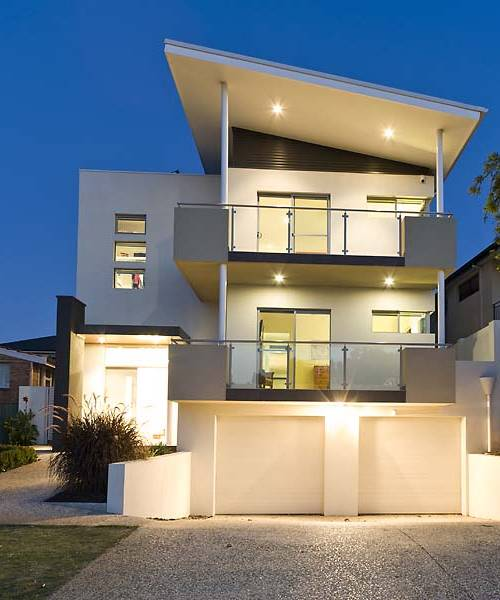 Perth S 1 Builder For Sloping Blocks Infratec Homes